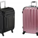 スーツケースは「ソフトケースとハードケース」どっちがおすすめ?