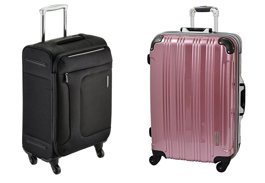 スーツケース ソフト ハード