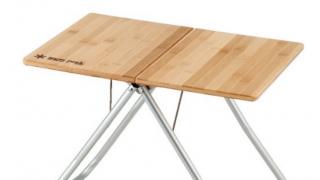 スノーピークのテーブルが色々おしゃれ!おすすめ人気5選を紹介!
