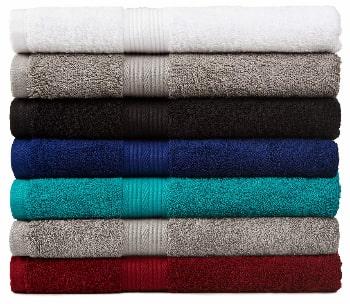 バスタオルのおすすめカラー