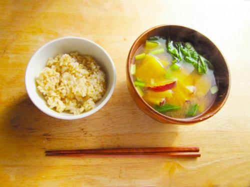 発芽玄米の栄養素