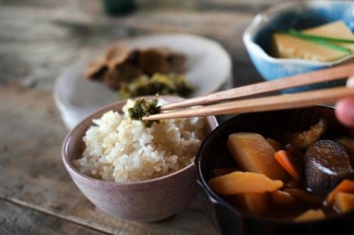 発芽玄米の食べ方